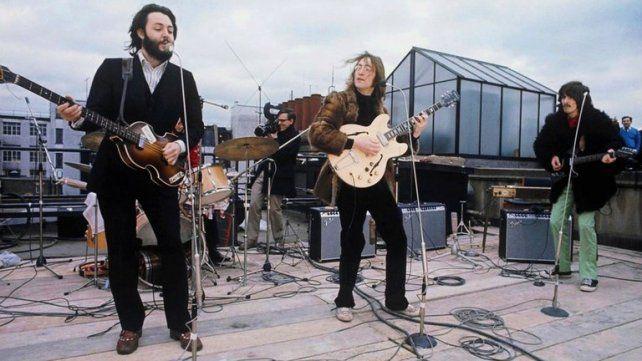 El mítico último recital de Los Beatles en la azotea de Apple Records