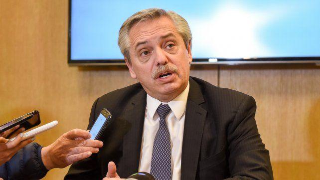 Alberto Fernández: Macri tiene que priorizar ser presidente antes que candidato
