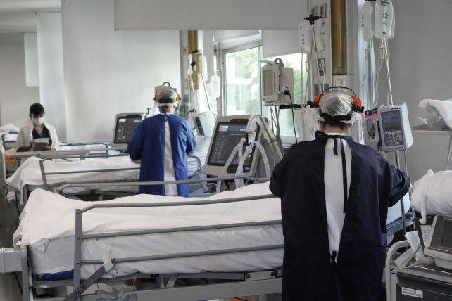 Desde la provincia ponderaron el refuerzo que se ha hecho en infraestructura hospitalaria para poner el nivel de atención a la altura de lo que necesita la población en pandemia.
