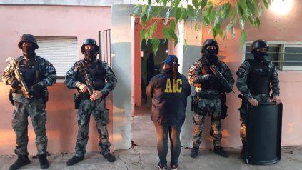 Desarticularon una banda que se dedicaba al narcomenudeo en la ciudad
