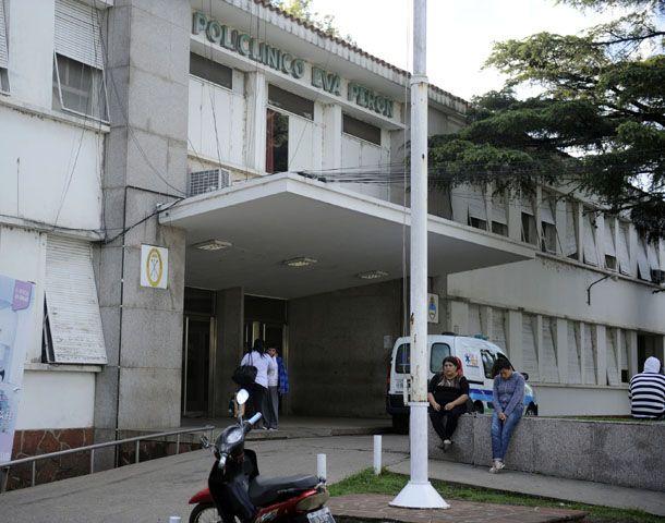 Dos de los heridos ingresaron ayer al Eva Perón de Granadero Baigorria.