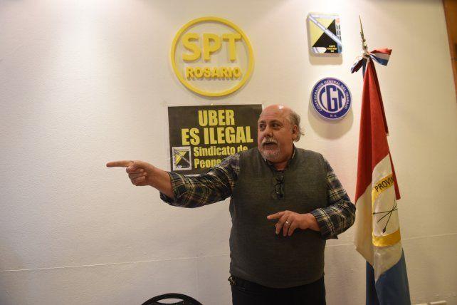 El gremio de los peones de taxis dice que lo de Boix es un escándalo, excede lo sindical