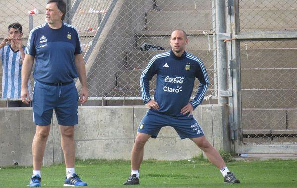 Pablo Zabaleta dijo que vamos a intentar ganar la Copa América.