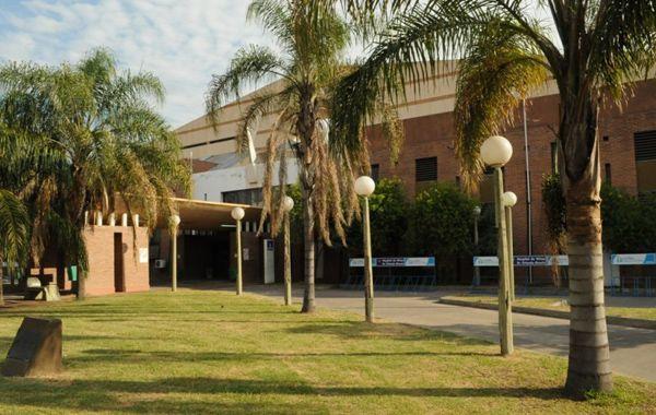 El hospital Orlando Alassaia