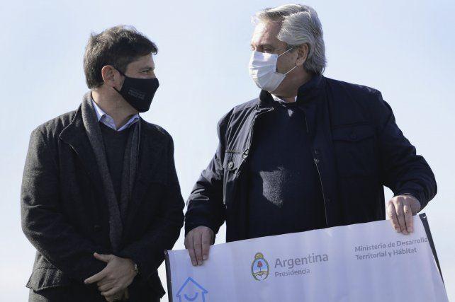 Fernández: Estamos preocupados por la voracidad tremenda del coronavirus en el interior