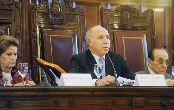 Intervención. El máximo tribunal tomó partido frente a un flagelo que preocupa a la sociedad argentina.
