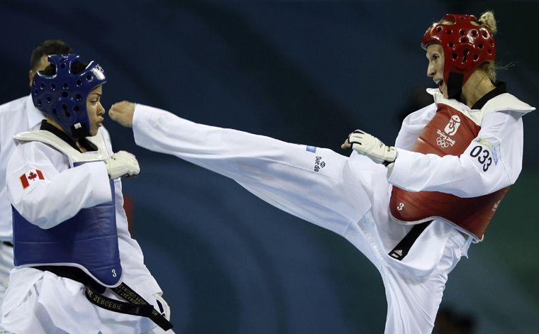 Taekwondo: Vanina Sánchez Berón fue eliminada en el repechaje