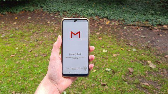 Gmail es una herramienta muy utilizada. Ahora