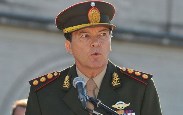 César Milani indicó que fue él quien denunció las irregularidades.