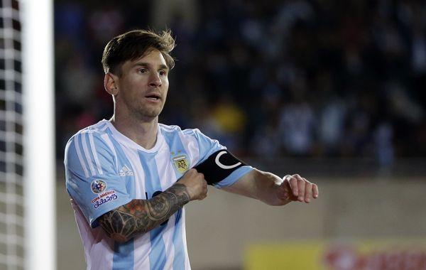 Estamos donde pretendíamos, aseguró Messi