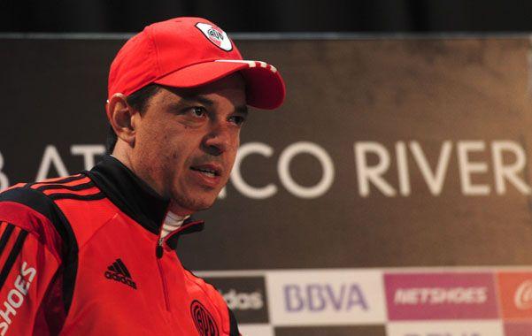 Muñeco millonario. El técnico millonario dijo que viven sensaciones muy buenas antes de la final frente a los mexicanos.