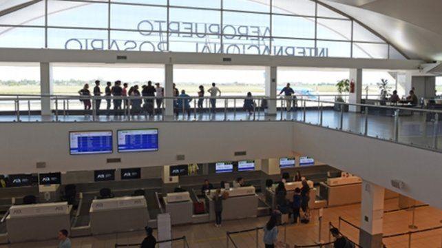 El aeropuerto de Rosario tendrá más vuelos y atracciones en el verano