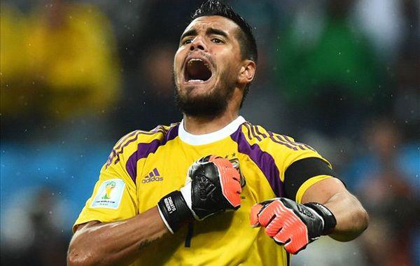 Sergio Romero tuvo una destacada actuación en el Mundial Brasil 2014.