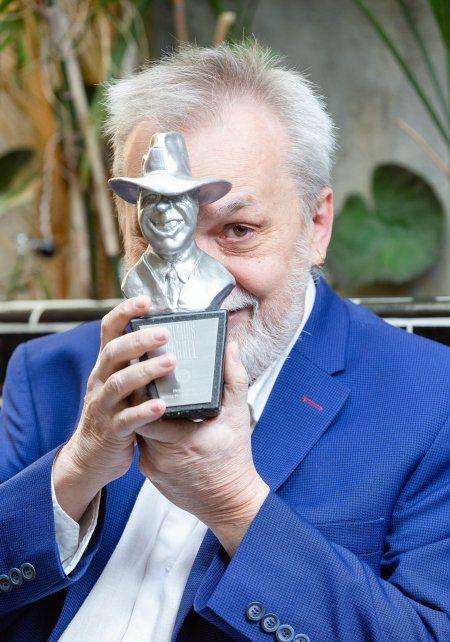 David Lebón se quedó con el Oro en la entrega de los Premios Gardel 2020