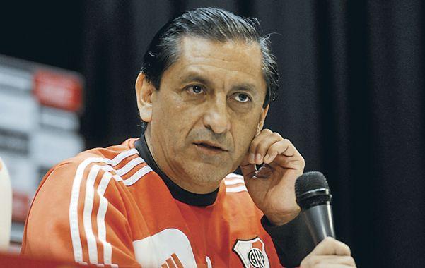 Enojo. Díaz quería jugar antes en Sarandí por el choque copero en Ecuador.