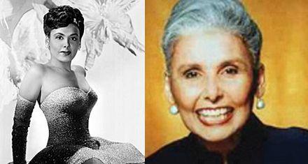 Lena Horne, pionera negra en Hollywood, murió a los 92 años