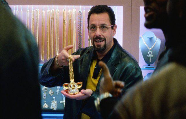 """Oro puro. El trabajo del actor en """"Diamantes en bruto"""" fue ampliamente elogiado por los críticos."""