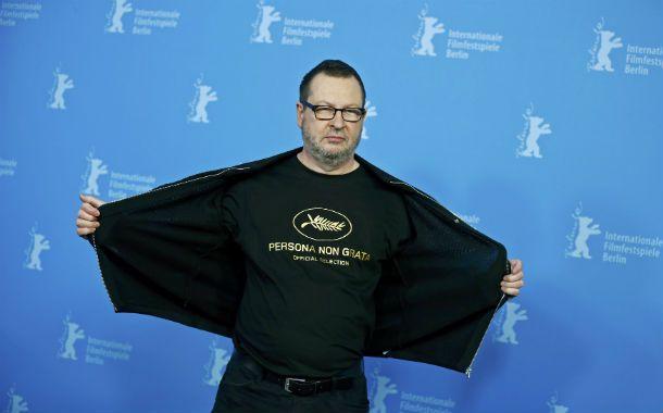 No grata. Von Trier se vengó de Cannes
