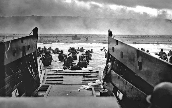 El ataque. La invasión de Normandía representó el esfuerzo supremo de los ejércitos aliados