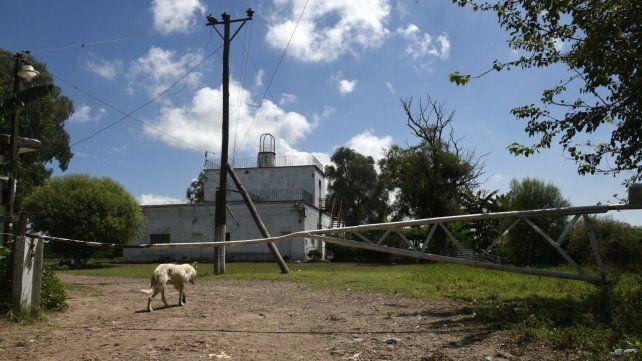 La Calamita. Así está hoy el ex centro clandestino de la dictadura cívico militar
