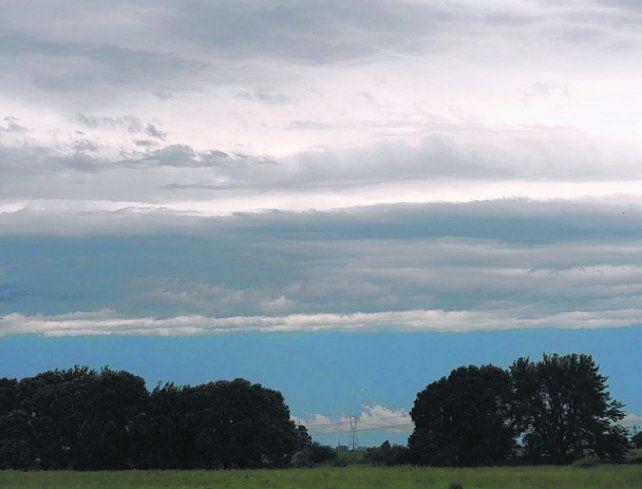 alerta. Las tormentas siguen dando vueltas y podría haber nuevas lluvias.