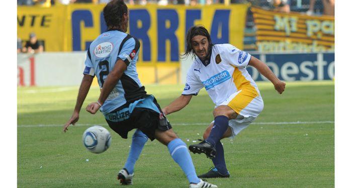Central: Rivarola es optimista y confía en recuperarse para poder jugar en Tucumán