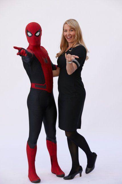 Presentan nuevo video de seguridad con Spider-Man