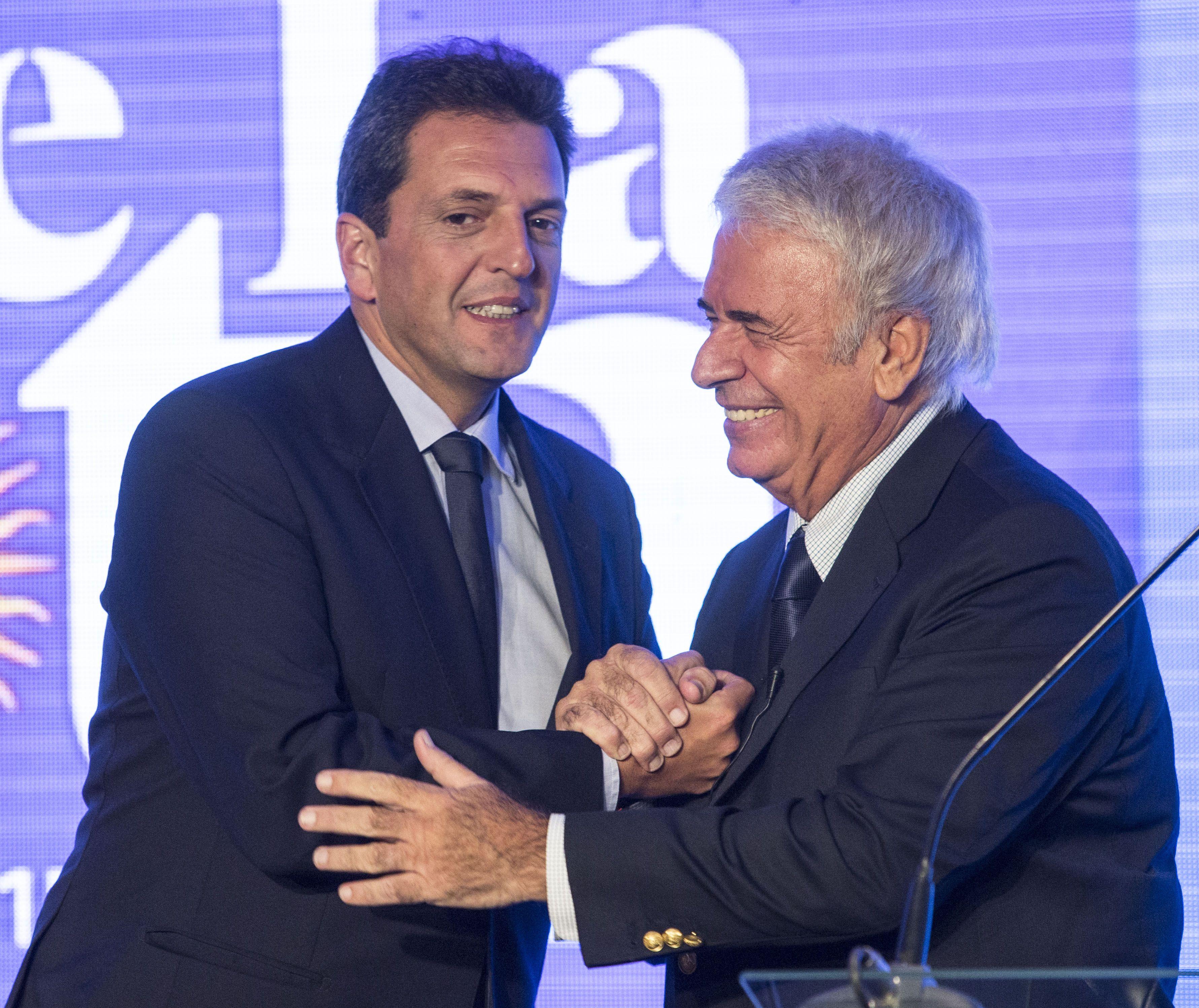 Massa y De la Sota encabezarán hoy un plenario en la ciudad de Córdoba.
