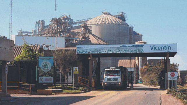 Default. La cerealera Vicentin debe u$s 1.400 millones.