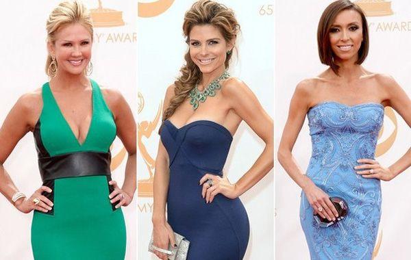 Las mejor vestidas en los Premios Emmy 2013.