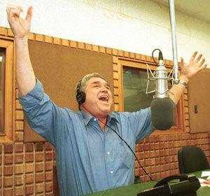Norberto Chiabrando fue la voz del multipremiado programa Los mejores.