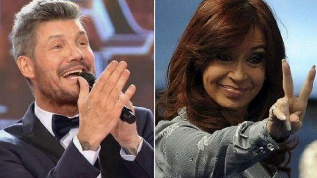 Marcelo Tinelli destrozó a Cristina Fernández: Es una actriz frustrada