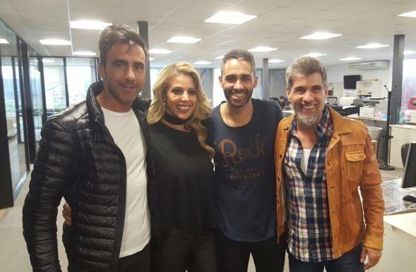 Federico Hoppe confirmó la incorporación de una pareja bomba al Bailando 2017
