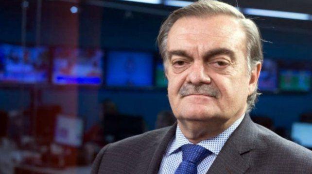 Reparos. Alberto Lugones objetó los cambios en jubilaciones de privilegio.