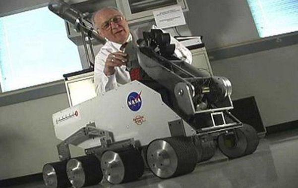 Tecnología. La carrera espacial busca explorar la riqueza mineral lunar.