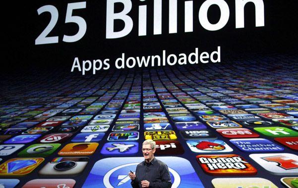 Negocio. El CEO de Apple
