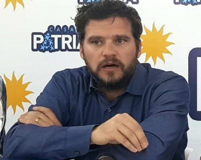 Bernal explicó el proyecto de ley de tarifas para zonas frías.