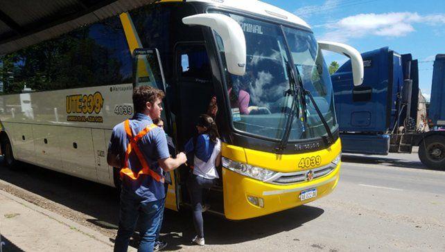 Transporte interurbano: empresarios advierten que sin un aumento peligra la prestación de los servicios