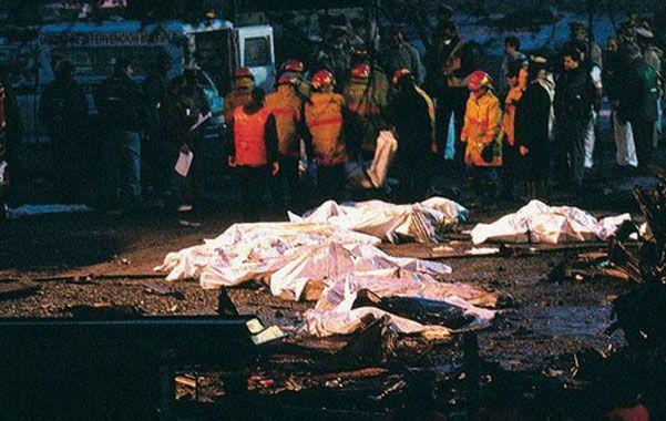 La tragedia de Lapa. El desastre se produjo en Aeroparque