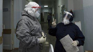 Coronavirus: Rosario notificó 329 casos nuevos de los 1.186 que informó la provincia de Santa Fe