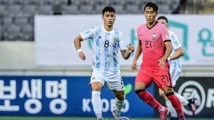 Argentina estuvo dos veces arriba en el marcador.