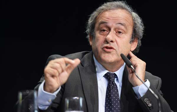 Michel Platini es actualmente el titular de la Unión Europea de Fútbol.