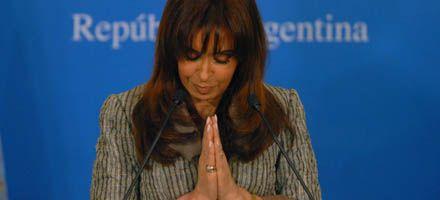 Cristina evaluó el resultado electoral y habló de voluntad popular y errores
