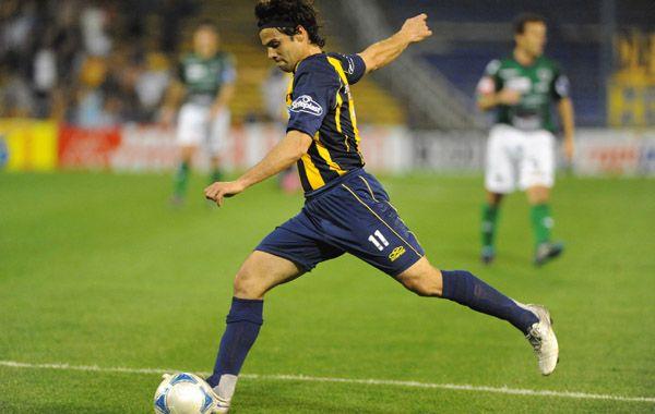 El futbolista de Central dijo que en Corrientes tienen revancha por la derrota ante Sarmiento.