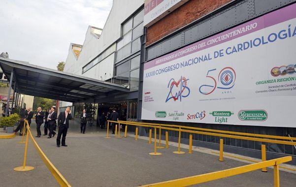 Congreso Argentino. Las actividades desarrolladas en el centro de convenciones Metropolitano dieron inicio el jueves y finalizaron ayer.