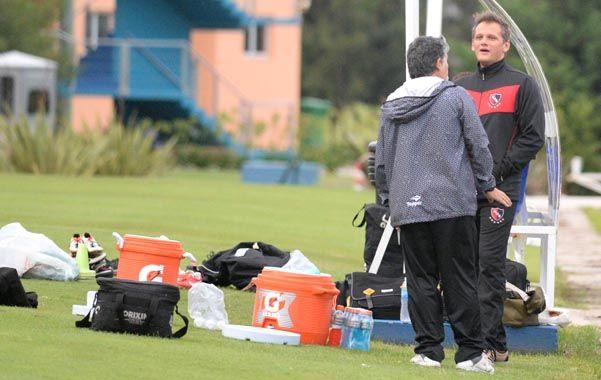 El director deportivo del club dejó el cargo.