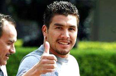 El paraguayo Salvador Cabañas quiere recuperarse en Argentina
