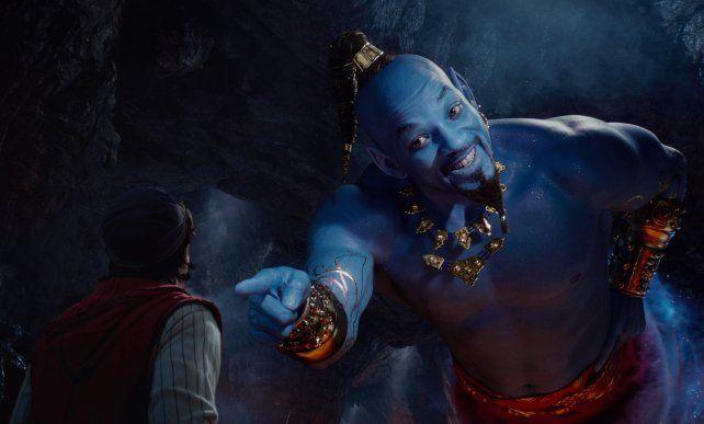 Aladdin, el clásico animado de Disney, regresa con actores a la pantalla grande