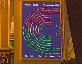 Zapatero logró validar el plan de ajuste en España pero le exigen elecciones anticipadas