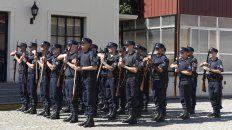 En cuanto a la formación, la mayoría de los policías tuvo entre 6 meses y un año de instrucción.